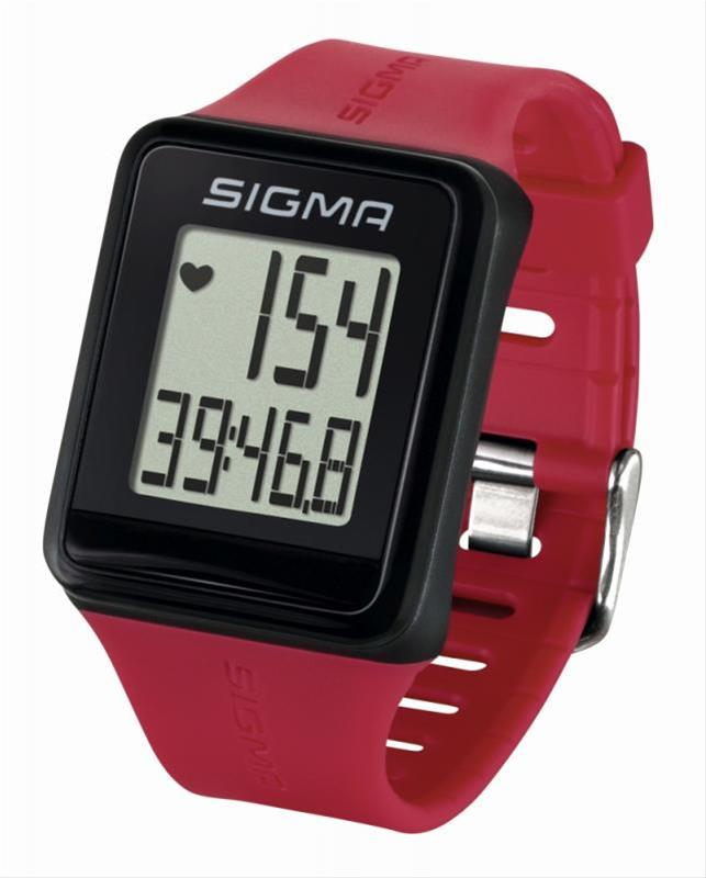 Pulsmesser Sigma Sport ID.Go rot Bild 1