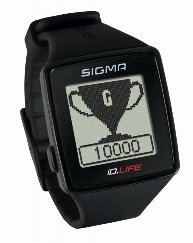 Pulsmesser Sigma Sport ID.Life schwarz Bild 1