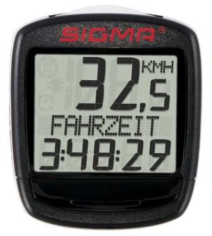 SIGMA Fahrrad Computer / Kilometerzähler BC800 Bild 1
