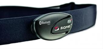 Textilbrustgurt Sigma Sport R1 Blue Comfortex Bild 1