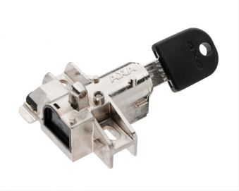 Akku-Rahmenschloß Axa für Bosch 2 Akkusysteme Bild 1