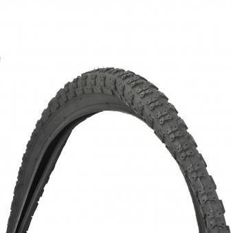 """Fischer Fahrradreifen 20x1,75-2,125"""" BMX schwarz Bild 1"""