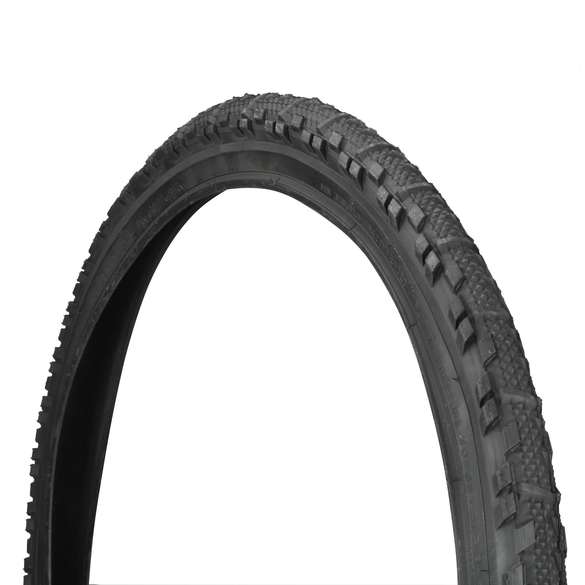 """Fischer Fahrradreifen 26x1,95"""" MTB Diamant-Profil schwarz Bild 1"""
