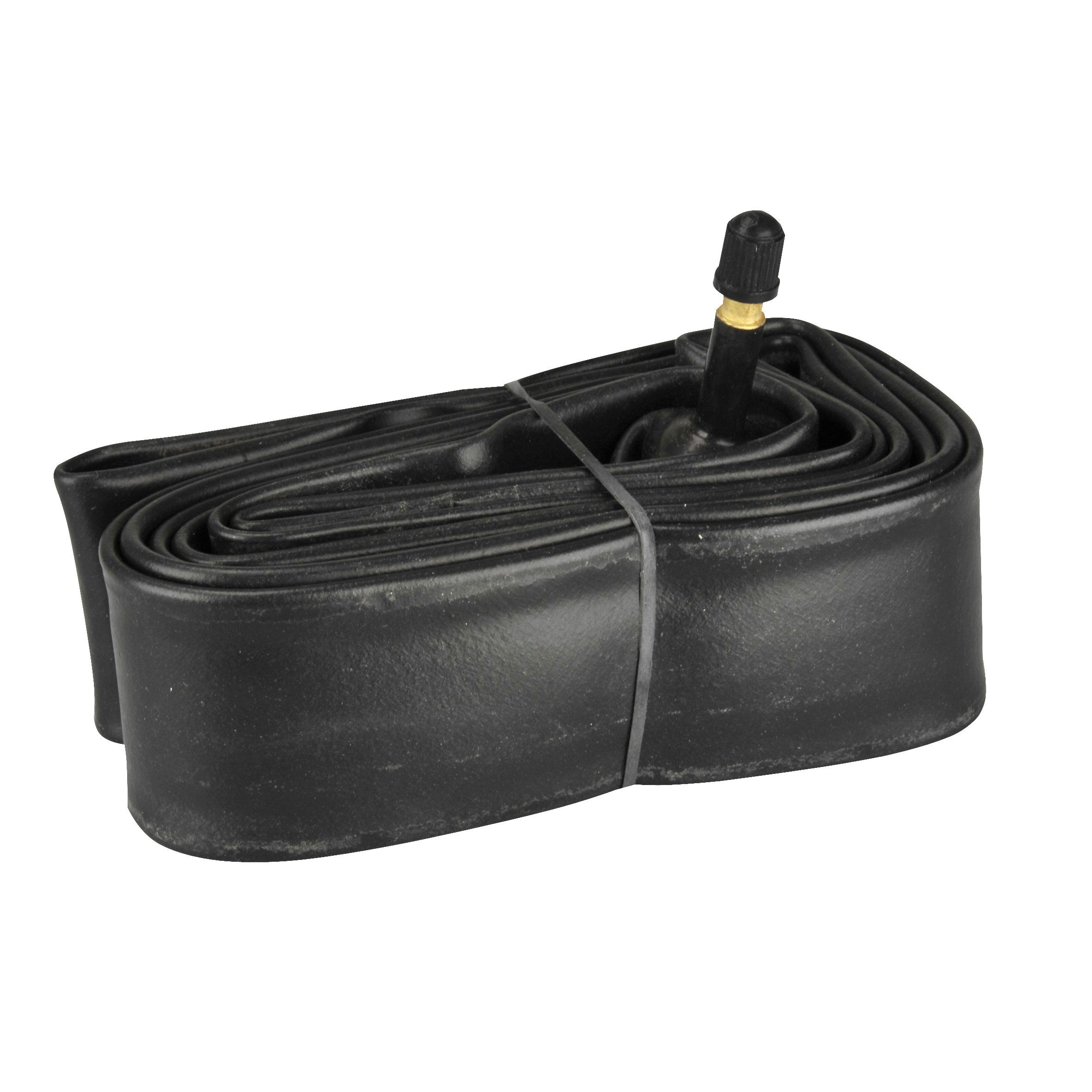 fischer fahrrad schlauch pannenstopp auto ventil 28x1 9. Black Bedroom Furniture Sets. Home Design Ideas