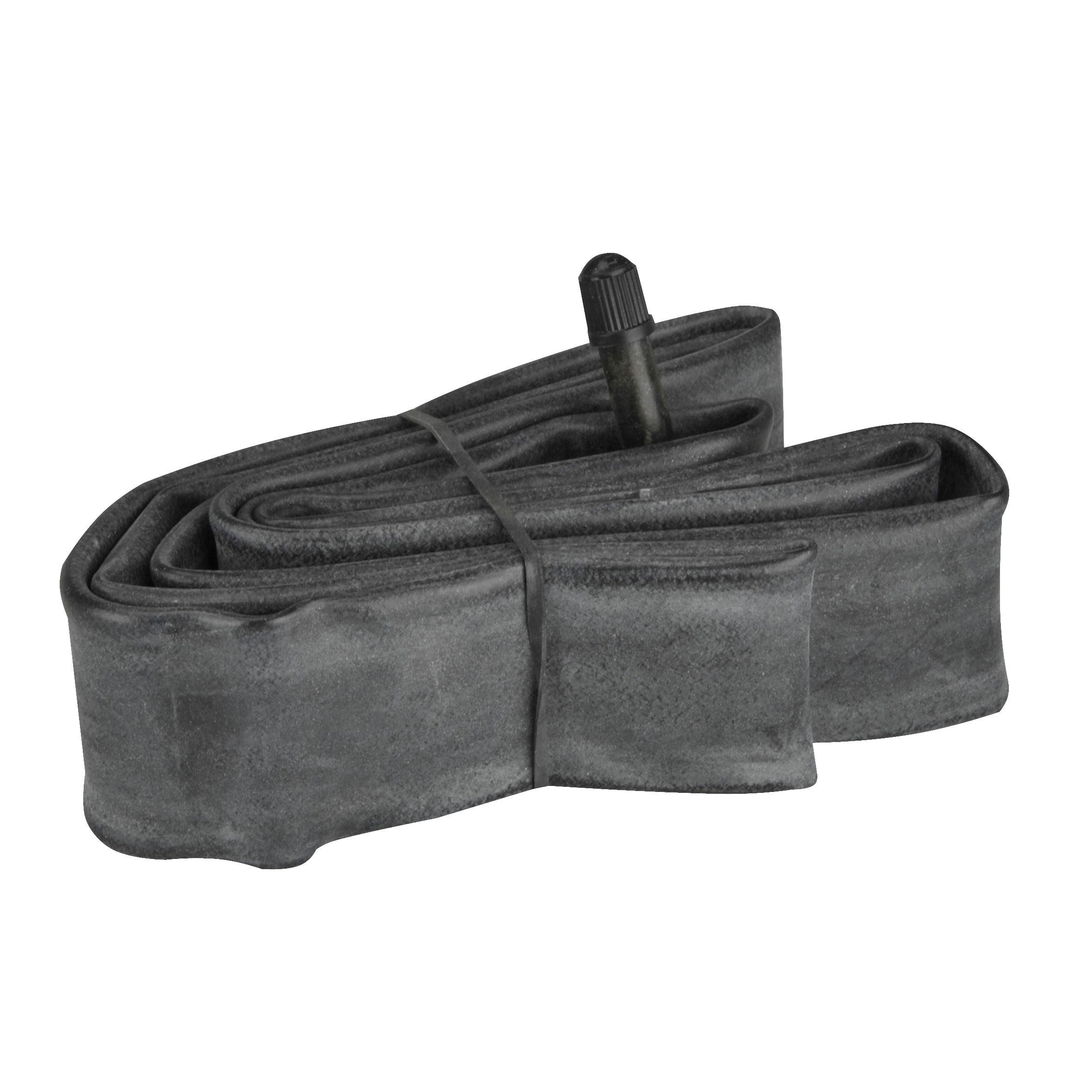fischer fahrrad schlauch pannenstopp mit auto ventil 20x1. Black Bedroom Furniture Sets. Home Design Ideas