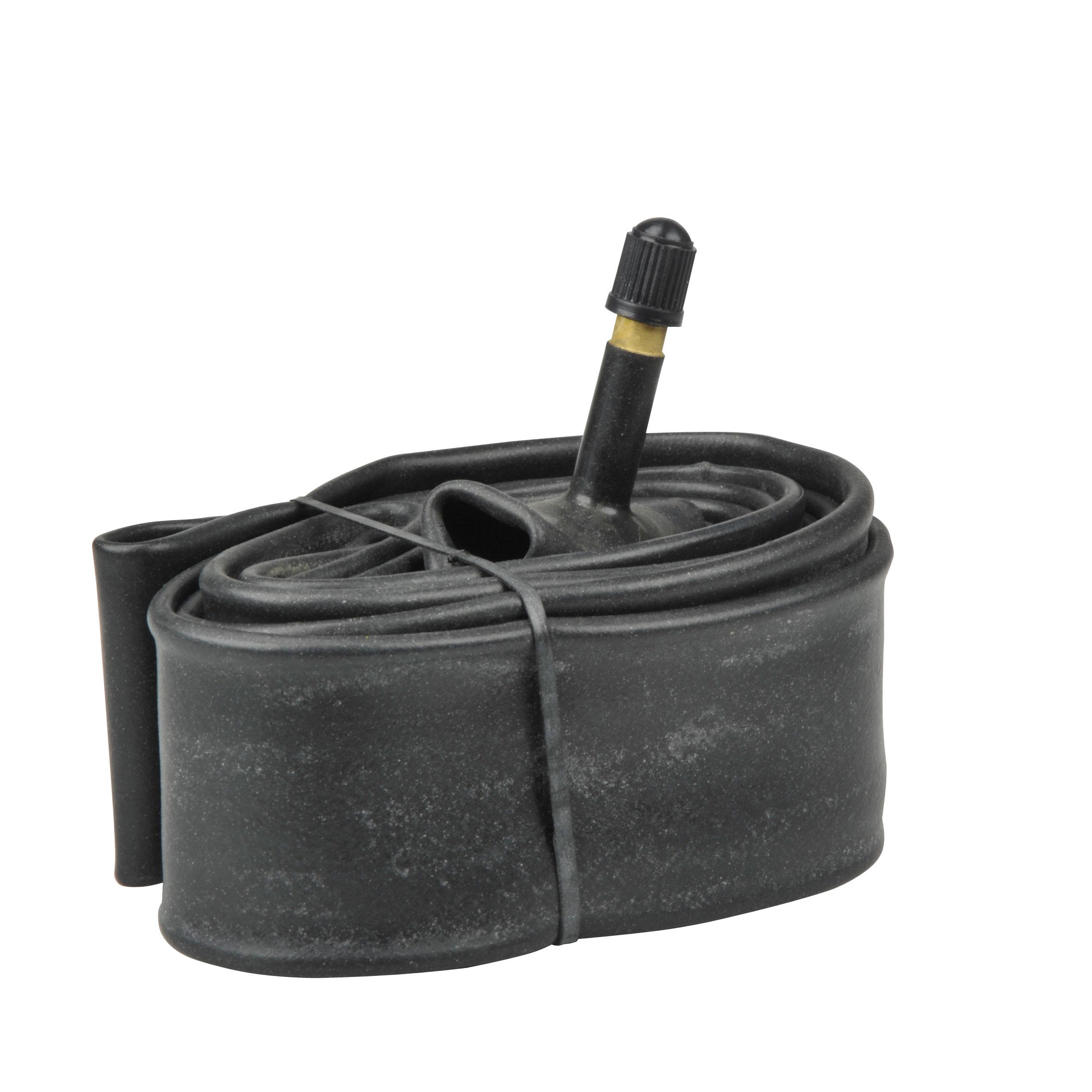 fischer fahrrad schlauch geschrumpft auto ventil 26x1 5. Black Bedroom Furniture Sets. Home Design Ideas