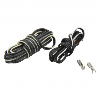 fischer fahrradbeleuchtung dynamo kabel set bei. Black Bedroom Furniture Sets. Home Design Ideas