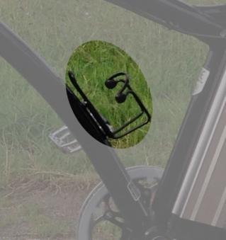 Powerpac Getränkehalter für Mountainbike Bild 1