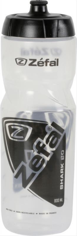 Trinkflasche 'Shark 80 Zefal' 0,8 ltr Bild 1