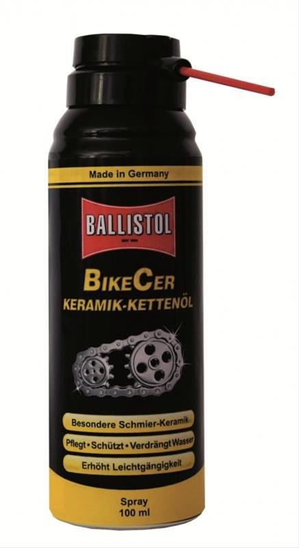BikeCer Keramik-Kettenfett Ballistol 100ml Bild 1