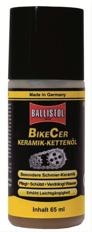 BikeCer Keramik-Kettenfett Ballistol 65ml Bild 1