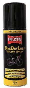 BikeDryLube Teflonspray Ballistol 100ml Bild 1