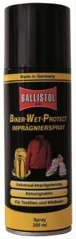 BikeWetProtect Imprägnierspray Ballistol 100ml Bild 1