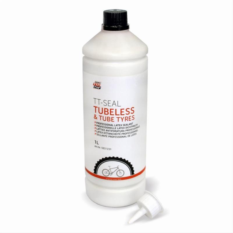 Dichtmittel Tip Top TT-Seal Tubeless + TubeTyres 1 Liter Bild 1