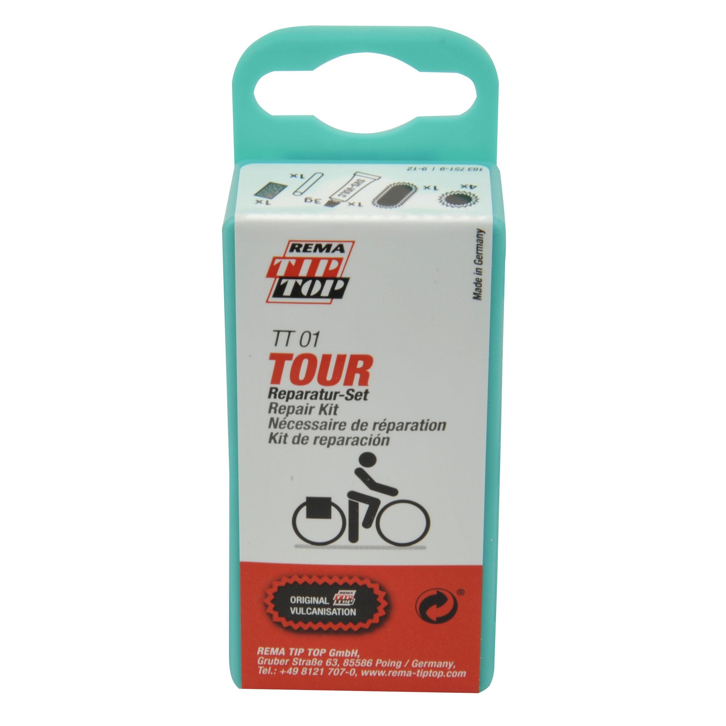 Flickzeug Fahrrad / TIP-TOP Flickzeug TT 01 Tour Bild 2