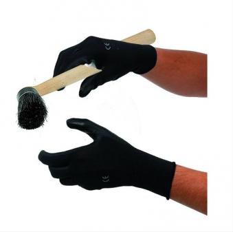 Werkstatthandschuhe Kleen Guard Gr. L schwarz Bild 1