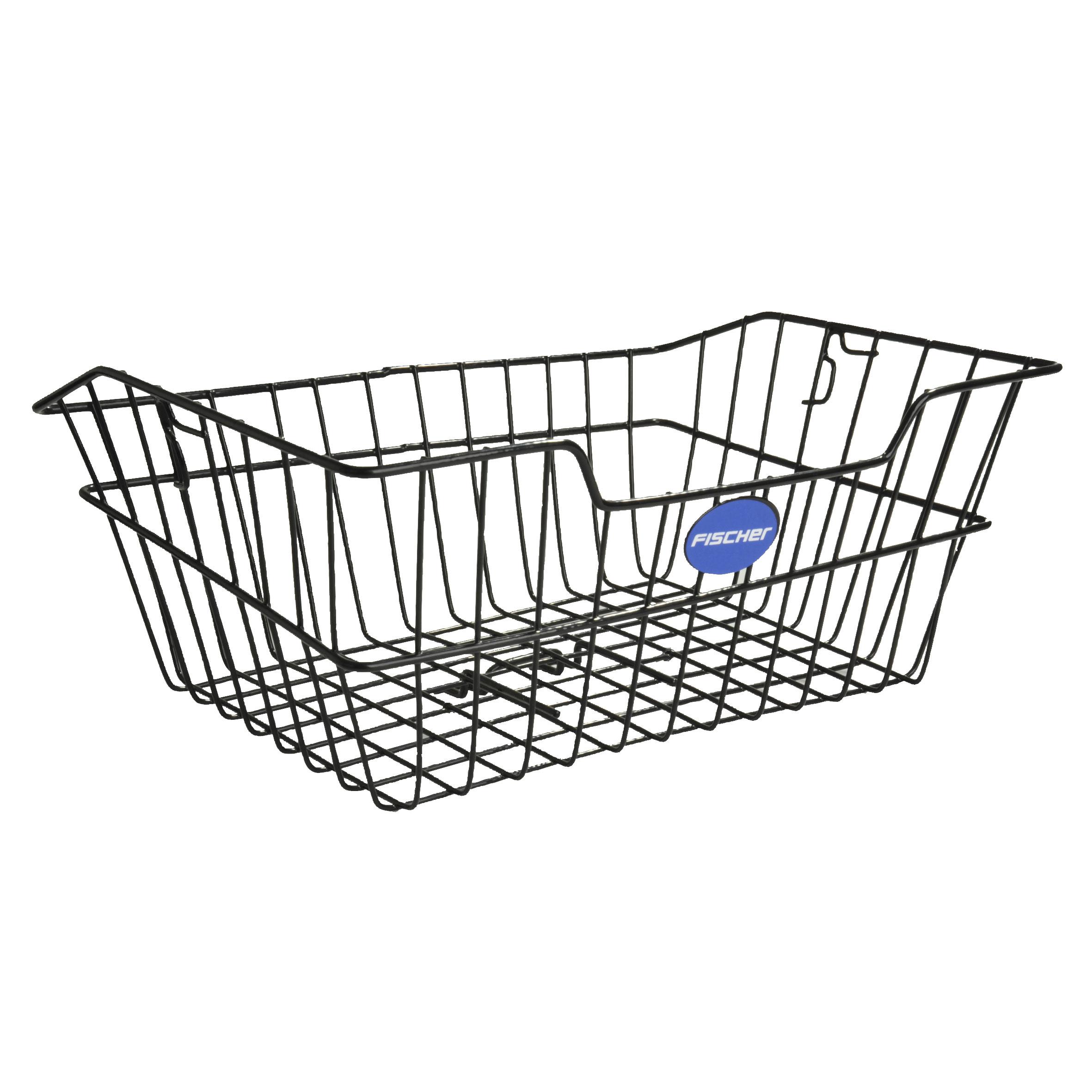 Fischer Fahrradkorb / Einkaufskorb für Gepäckträger Bild 1