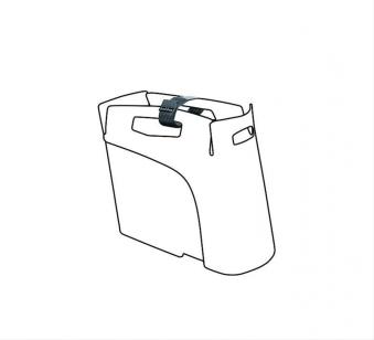 Gurt Hebie Bootbag kurz Bild 1
