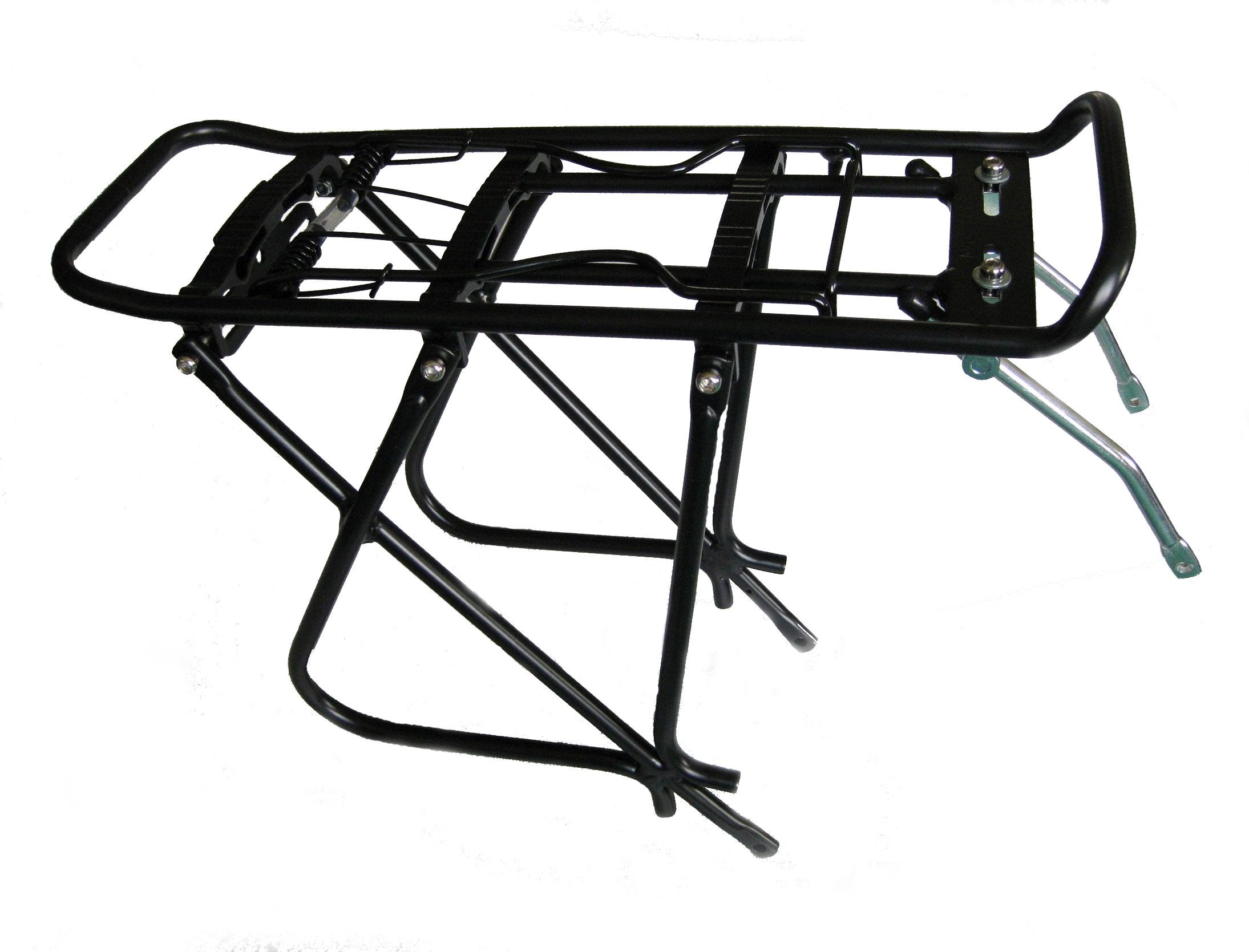 Powerpac Gepäckträger für Elektrofahrrad / E-Bike Mountainbike Bild 1
