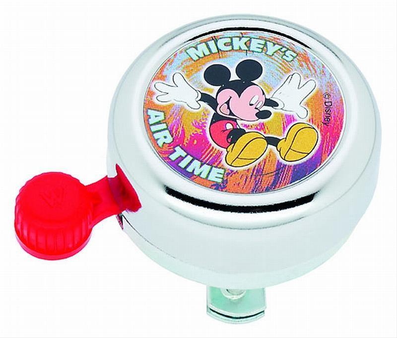 Fahrradklingel Widek Glocke Mickey Maus Bild 1