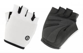 Fahrradhandschuhe / AGU Handschuhe Essential Gel Gr. M schwarz-weiß Bild 1