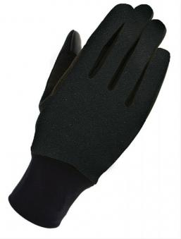 Fahrradhandschuhe / AGU Handschuhe Essential Thermo Gr. S schwarz Bild 1
