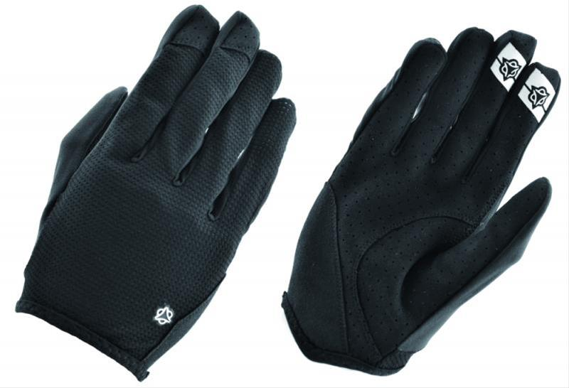 Fahrradhandschuhe / AGU Handschuhe MTB Trail Gr. S schwarz Bild 1