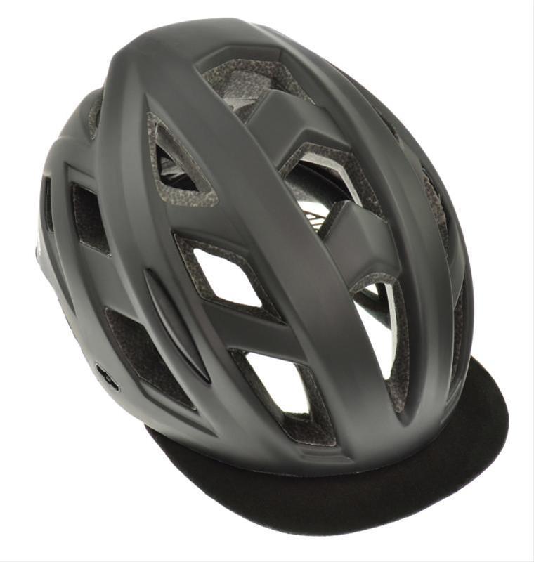 Fahrradhelm AGU Helm Cit-E 3 schwarz Gr. L/XL 57-61cm Bild 1