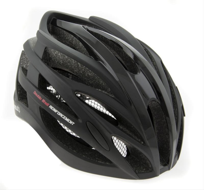 Fahrradhelm AGU Helm Tesero schwarz Gr. L/XL 57-61cm Bild 1