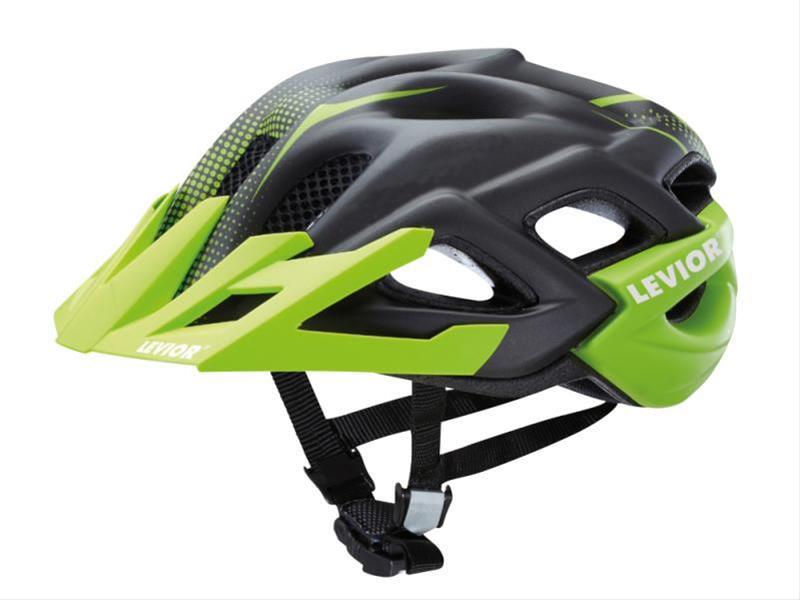 Fahrradhelm Levior Helm Status junior Gr. M 52-59cm Bild 1
