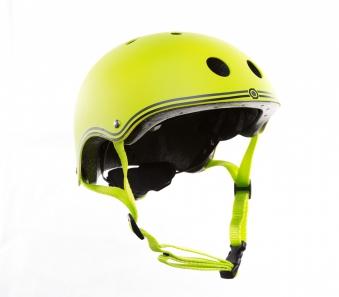 Skateboarder Helm / Skater Helm Globber Junior grün Größe 51-54cm Bild 2