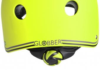 Skateboarder Helm / Skater Helm Globber Junior grün Größe 51-54cm Bild 3