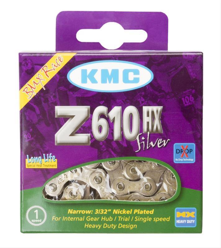 Schaltungskette 'Z1eHX' KMC Single Speed Bild 1