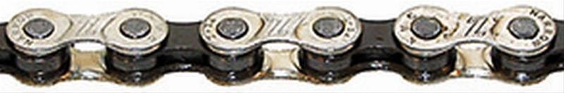 Schaltungskette 'X-11EL' KMC silber Bild 1