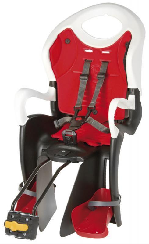 Fahrradkindersitz Ventura Kindersitz für Sitzrohr Bild 1
