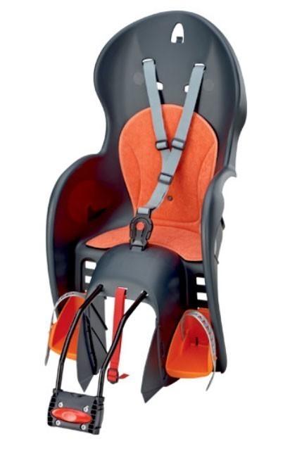 Kindersitz / Sicherheitssitz Wallaroo für Fahrrad Bild 1