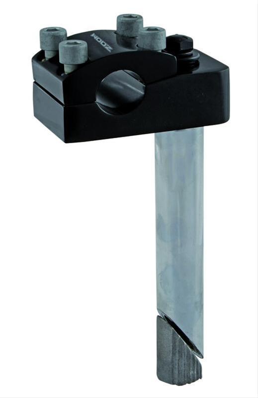 Vorbau BMX schwarz Bild 1