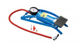 Unitec Fußluftpumpe / Hochleistungs-Ein-Zylinder-Luftpumpe Bild 1