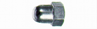Hutmutter Point H-Rad HG M 10x1 MTB/ATB H-Radachsen Shimano Bild 1