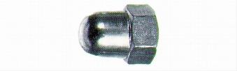 Hutmutter Point V-Rad HG M 9x1 MTB/ATB V-Radachsen Shimano Bild 1