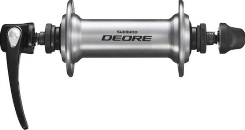 V-Radnabe Shimano Deore silber 36 Loch Bild 1