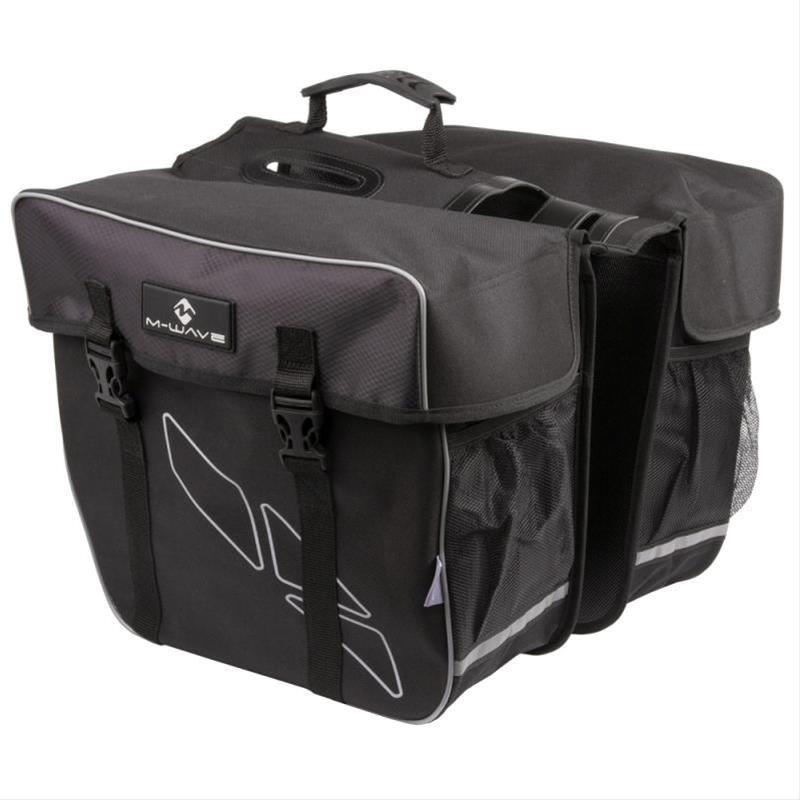 Fahrradtasche Doppeltasche 30 Liter M-Wave Bild 1
