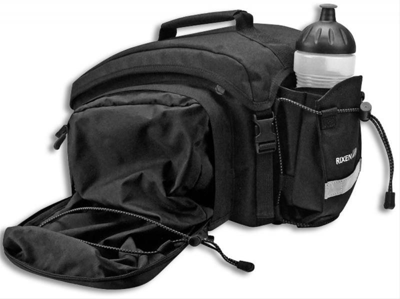 Gepäckträgertasche Klickfix Rackpack 1 plus Volumen 13 /18 Liter Bild 1