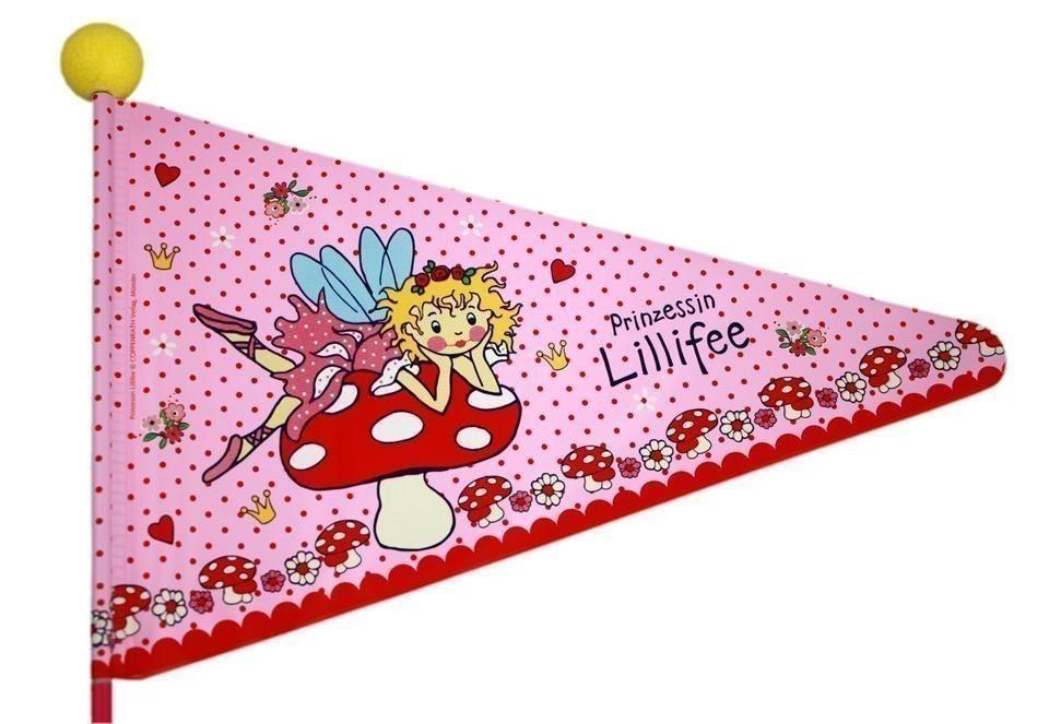 Fahrradwimpel Prinzessin Lillifee Bild 1
