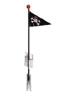 Fischer Kinderwimpel Pirat 20x88x4cm 2-teilig Bild 2