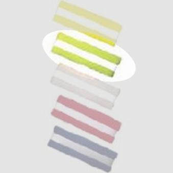 Hosenklettband Fasi Reflex 1 Paar farbig sortiert Bild 1