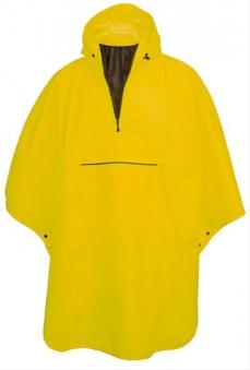 Regenponcho ' AGU Grand Poncho' gelb Bild 1
