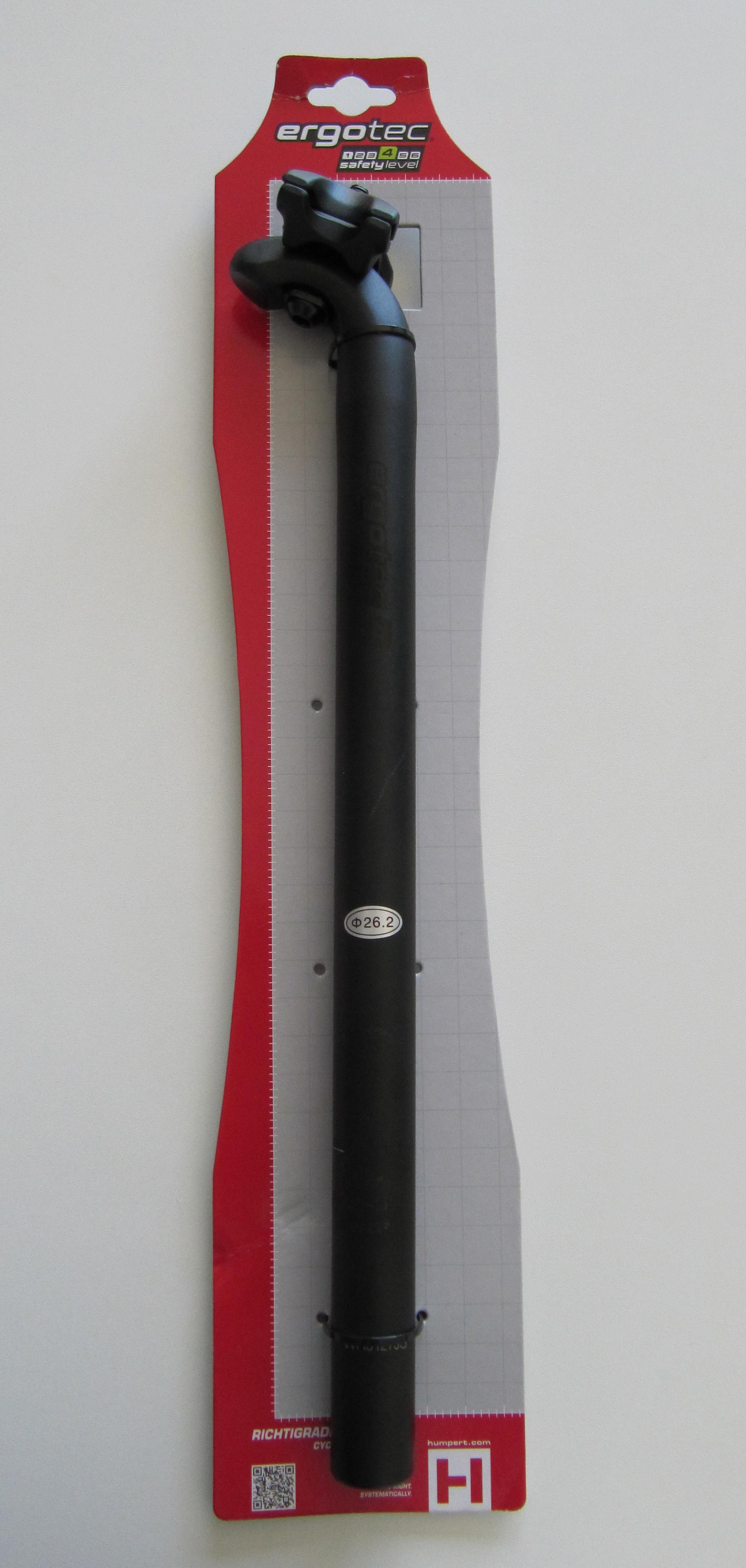 Sattelstütze Ergotec Hook Ø 26,2mm Bild 1
