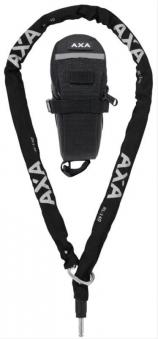Anschlußkette AXA RLC 140 inkl. Tasche Bild 1