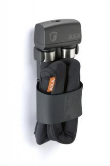 Faltschloß 'Axa FLC 800' grau Bild 1